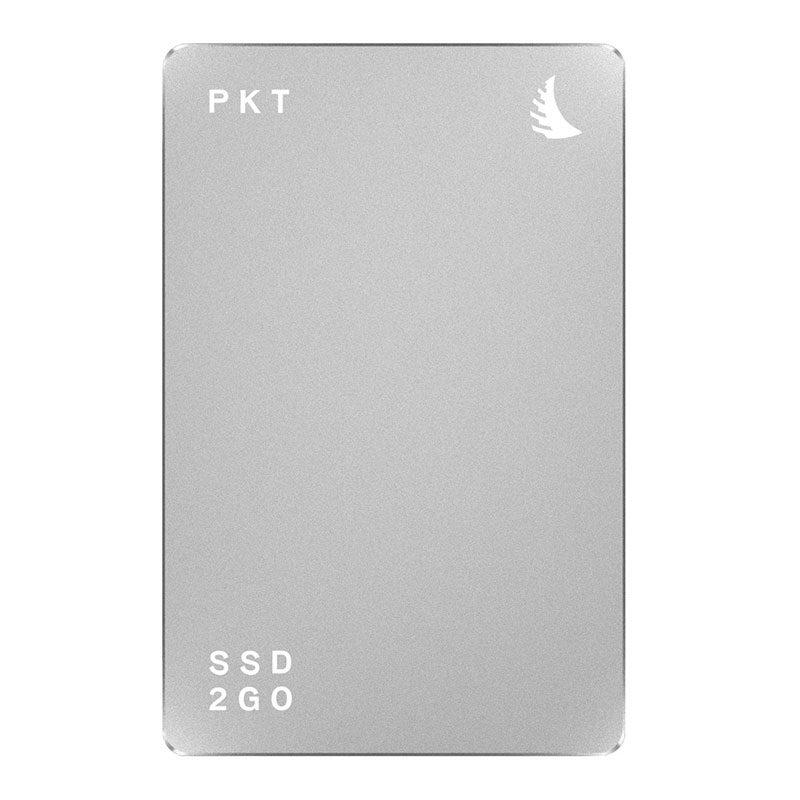 Angelbird SSD2go PKT 256GB Silver