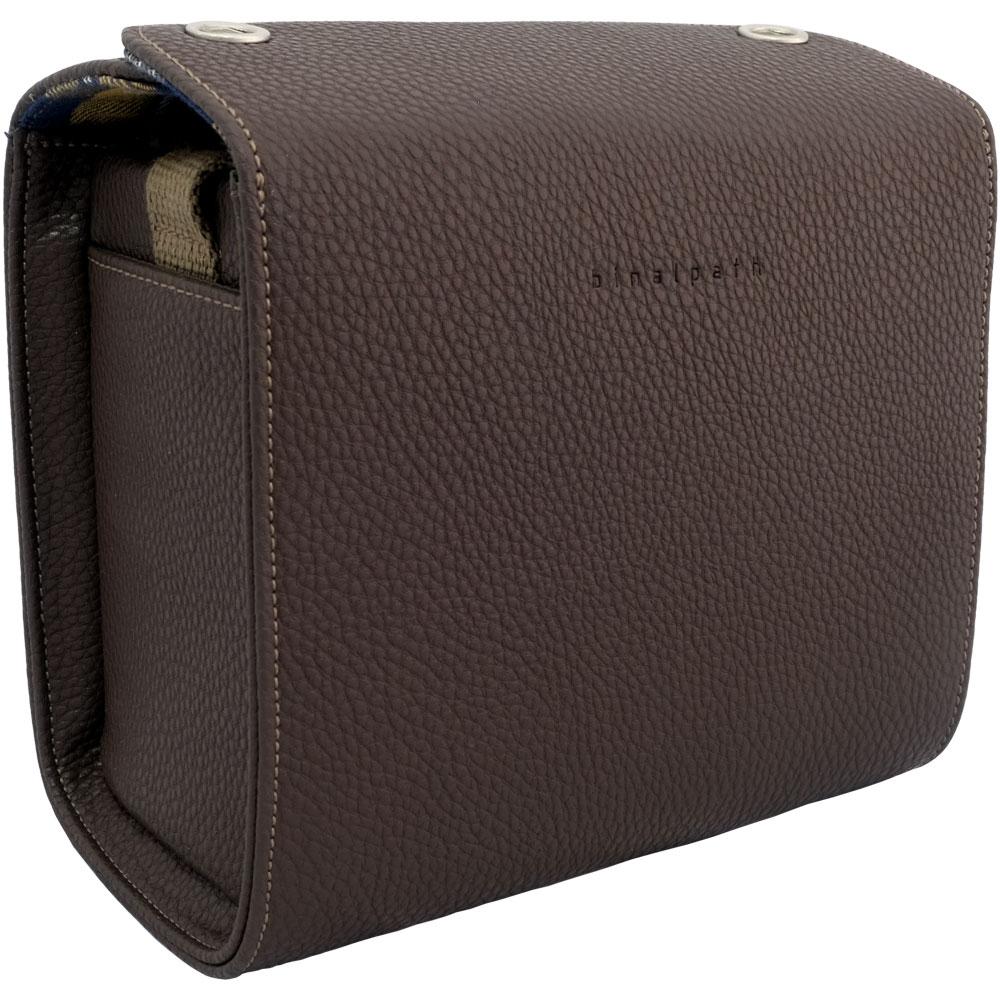 Gariz CB-NMCSBR Brown Synthetic leather