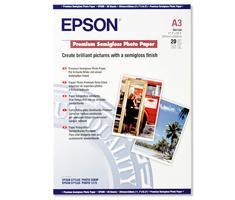 Epson S041334 A3 Premium Semi-Gloss 20 vel