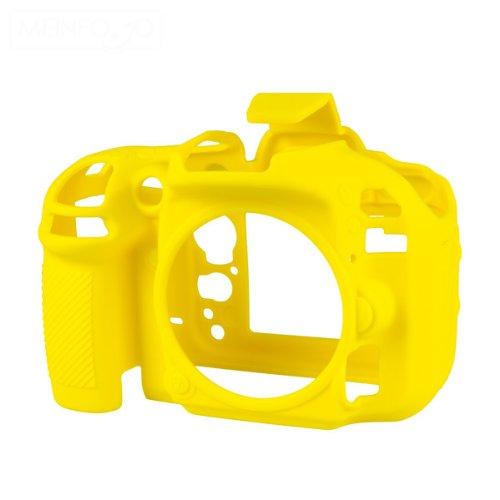 easyCover Cameracase Nikon D600/D610 yellow