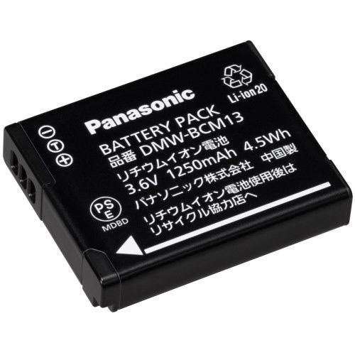 Panasonic DMW-BCM13E accu voor FT5, TZ60, TZ70