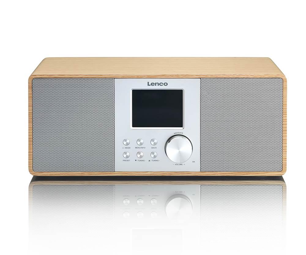 Lenco DIR-200 Wood