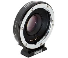 Metabones Canon EF naar BMPCC MFT Speed Booster