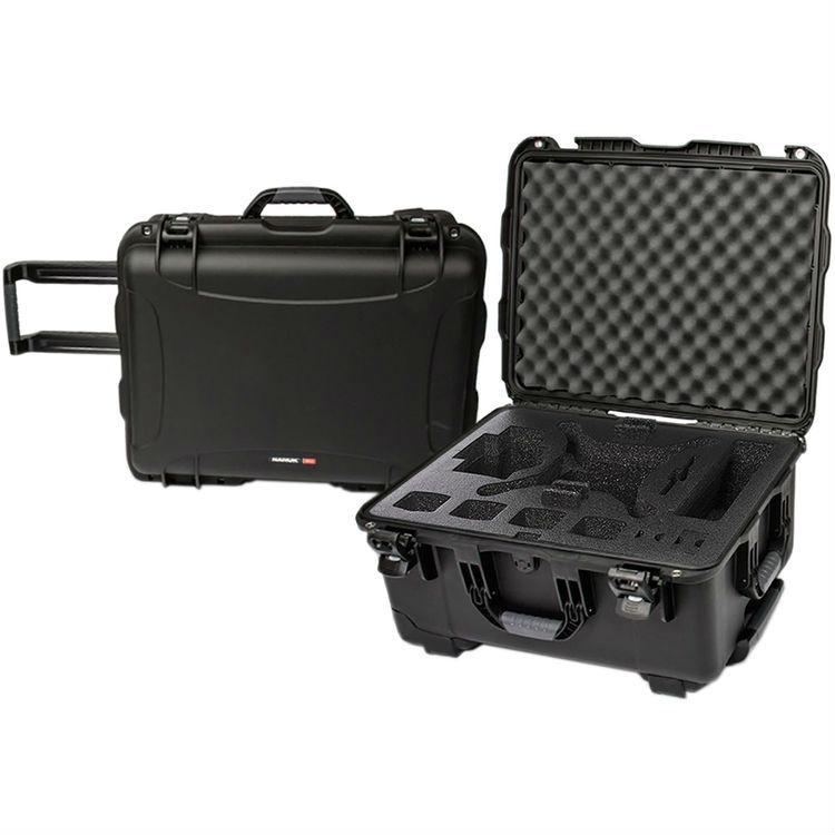 Nanuk 950 Case Black with Foam Insert for DJI Phantom 4