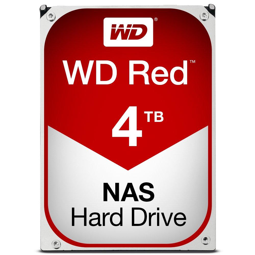 Western Digital Networking NAS HDD 4TB SATA 6Gb/s 64MB Cache 3,5