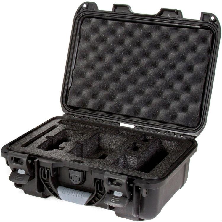 Nanuk 915 Waterproof Case met Insert voor DJI Mavic Air Fly More Combo Zwart
