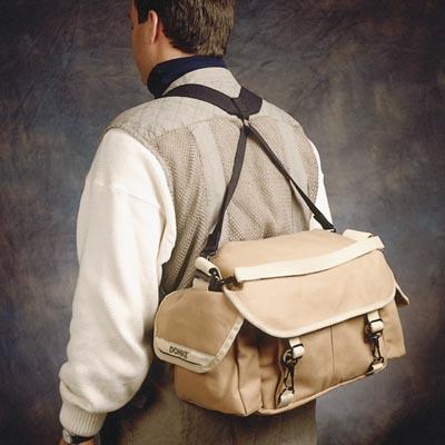 Domke Backpack Strap Zwart