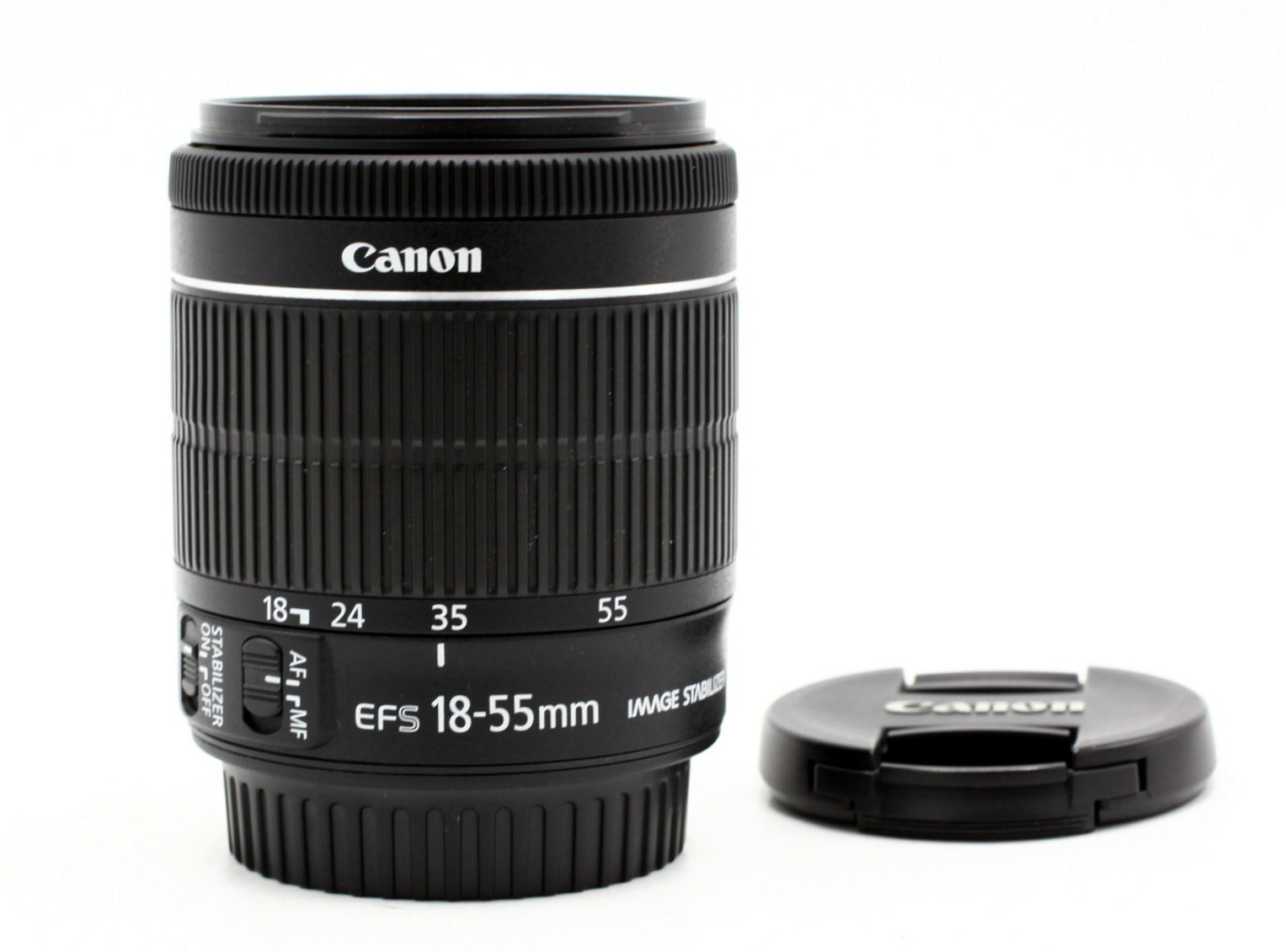 Canon EF-S 18-55mm F/3.5-5.6 IS STM occasion