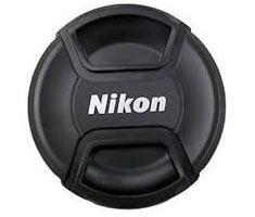 Nikon LC-77 Voorlensdop