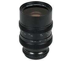SLR Magic 35mm T/0.95 HyperPrime II Lens - Fujifilm X-mount