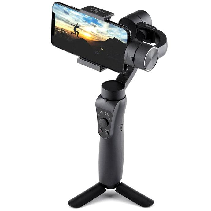 VIZU ExtremeX Gimbal voor Smartphones en Action cams