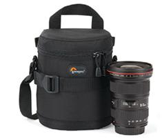 Lowepro Lens Case 11x14cm Black