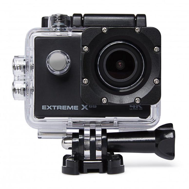 Nikkei X6S 4K Actioncam