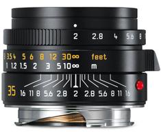 Leica 11673 M Summicron 35mm F/2.0 ASPH zwart