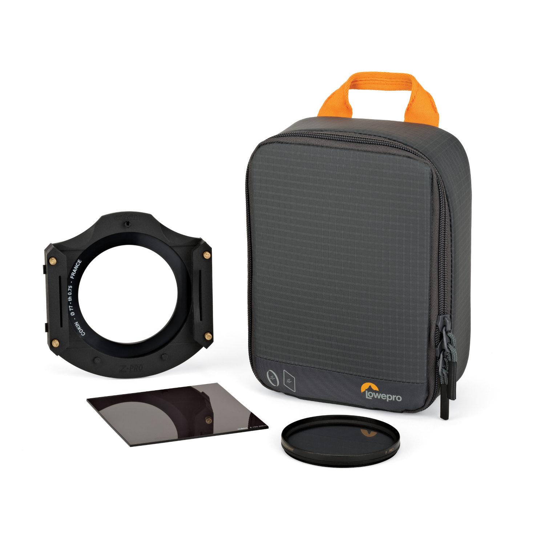 Lowepro GearUp Filter Pouch 100 grijs