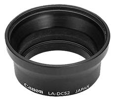 Canon LA-DC52B Lensadapter
