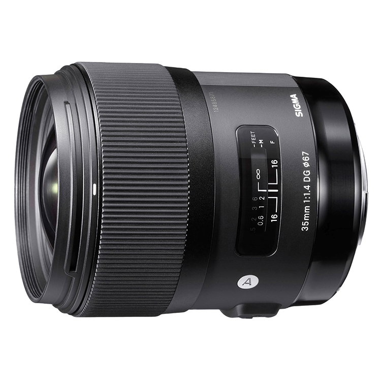 Sigma 35mm F/1.4 ART DG HSM