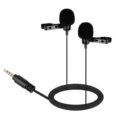 Boya Duo Pro Lavalier Microfoon BY-LM400