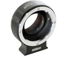 Metabones Adapter Olympus OM naar E-Mount Speed Booster ULTRA-Adapter Olympus OM naar E-Mount Camera