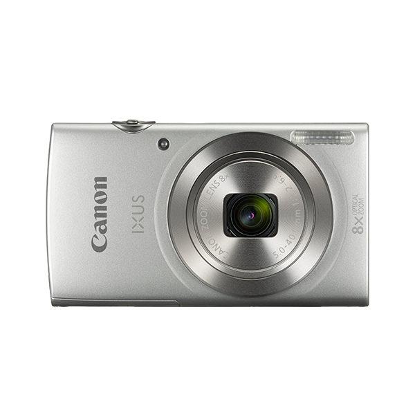 Canon Ixus 185 compact camera Zilver