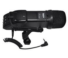 *Boya BY-V03 Stereo Video Microfoon