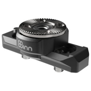 8Sinn Arri NATO Rosette 28mm Mount + Safety NATO Rail 60mm