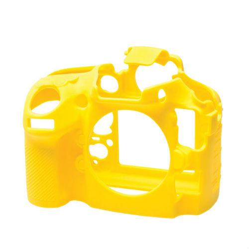 easyCover Cameracase Nikon D810 yellow