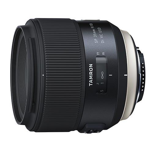 Tamron 35mm F/1.8 SP Di USD Sony A