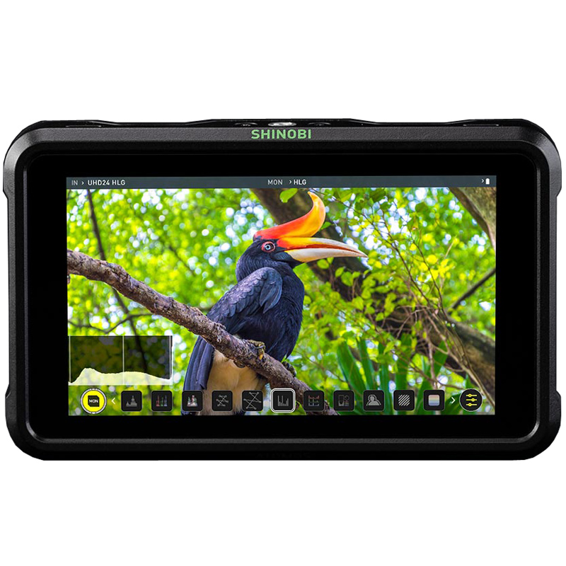 Atomos Shinobi 5.2 monitor