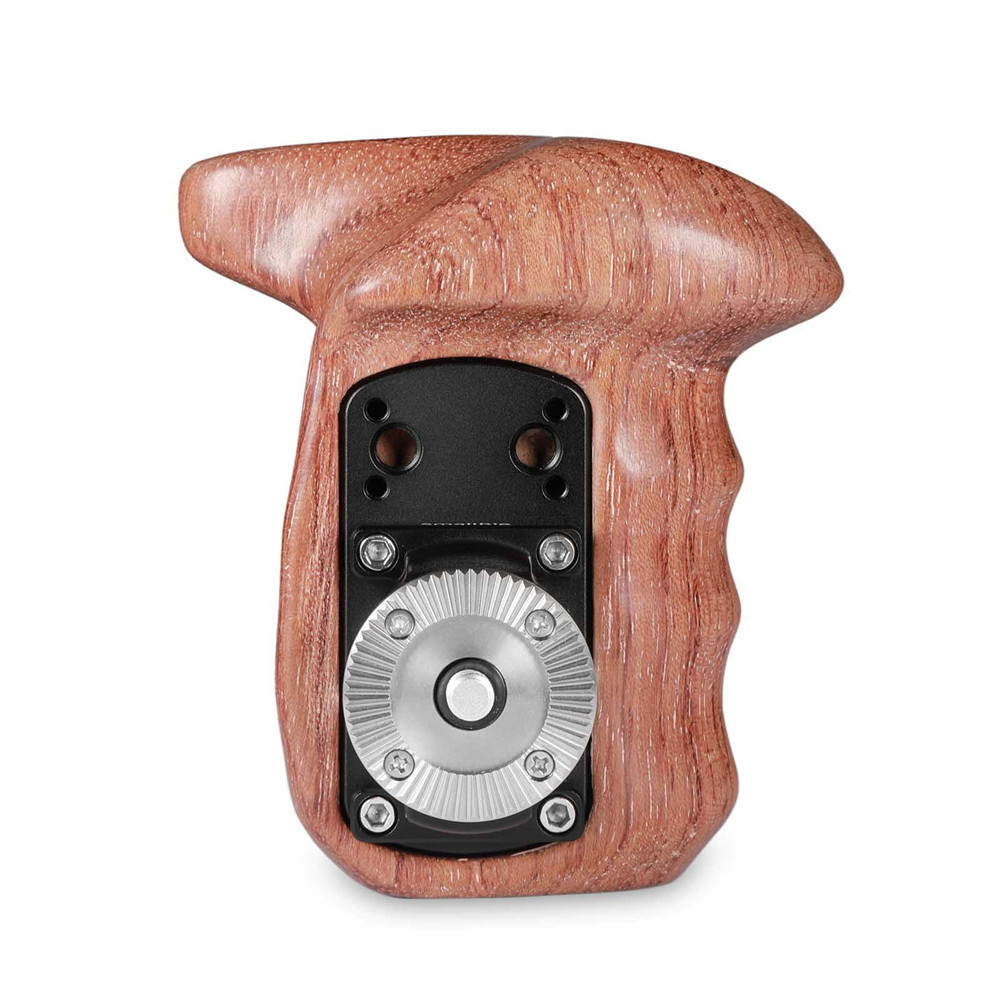 SmallRig 1891 Left Side Wooden Grip with Arri Rosette