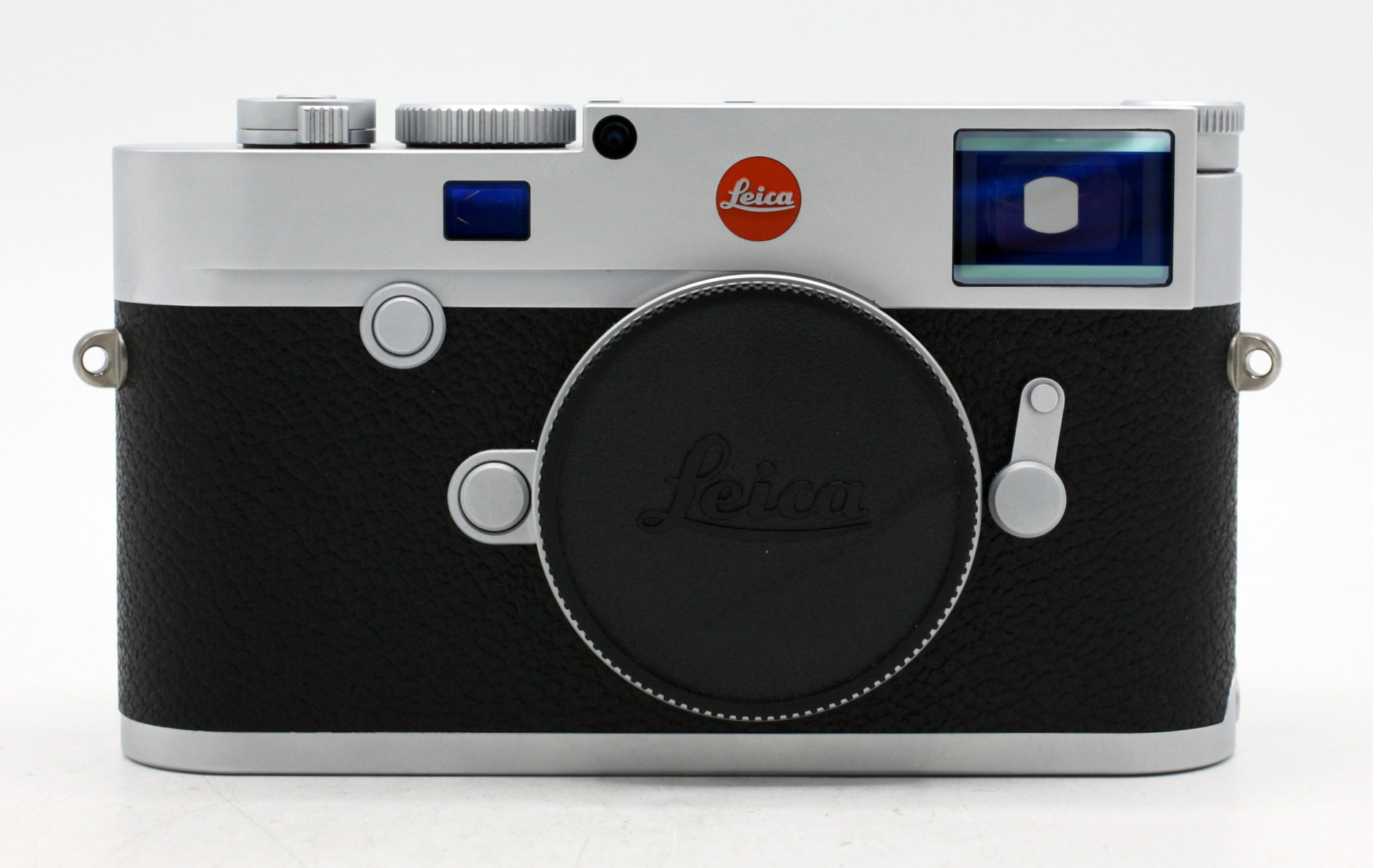 Leica M10 zilver body occasion (20001)