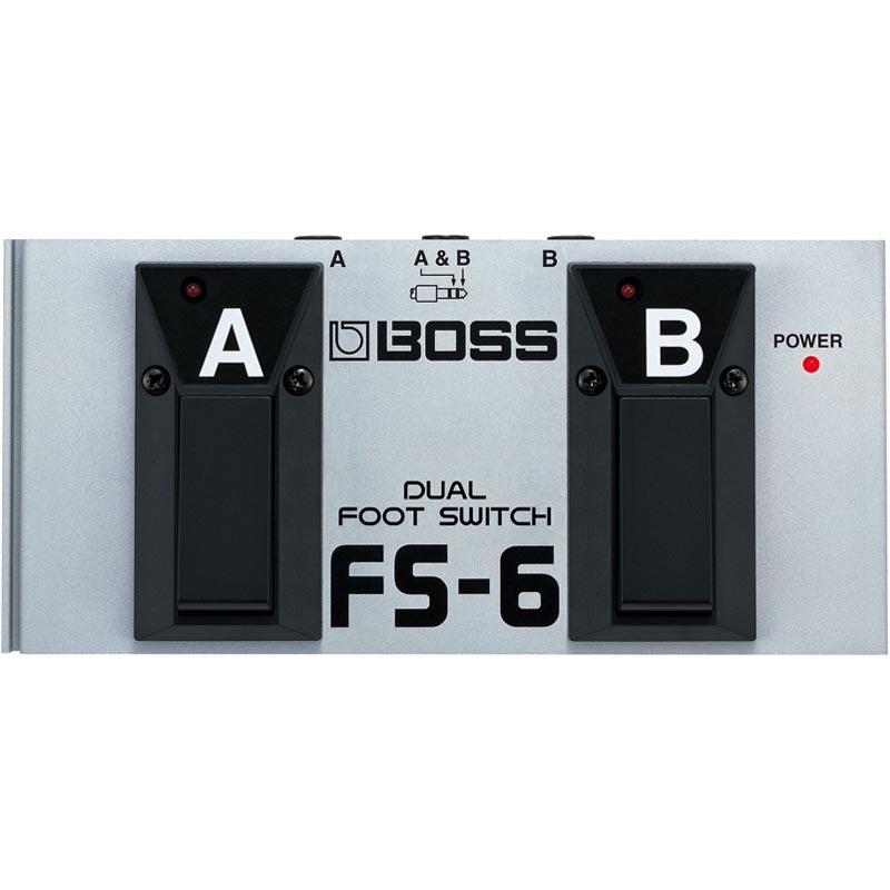 Boss FS-6 voetschakelaar