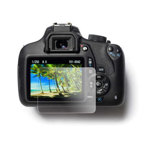 easyCover Glass Screen Protector voor Canon 1300D