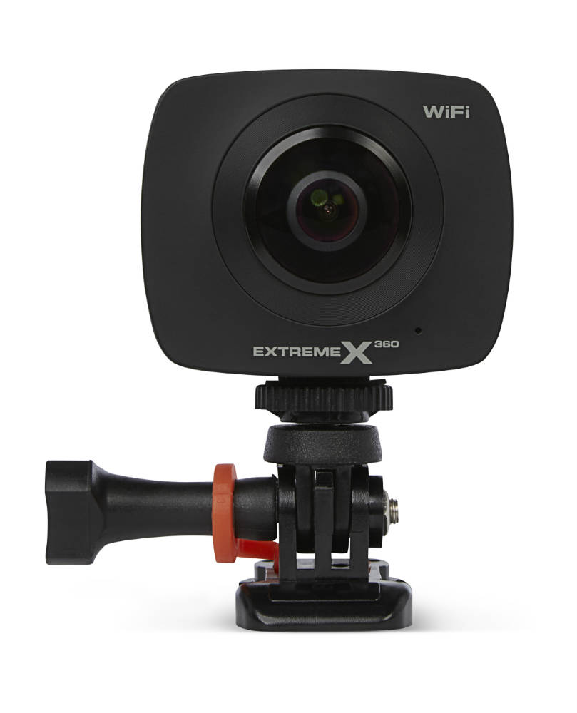 Nikkei Extreme X360 Actioncam