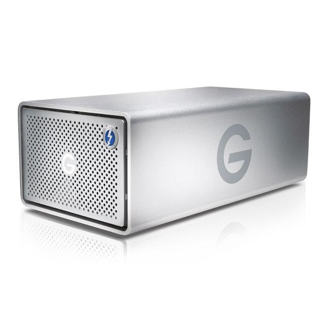 G-Technology G-RAID Removable Thunderbolt 3 USB-C 8TB