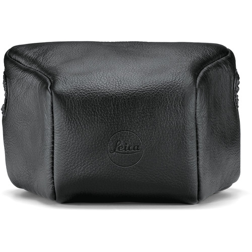 Leica Leather Pouch Long black