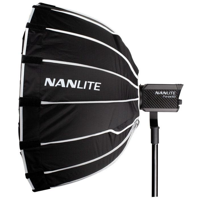 Nanlite Parabolic Softbox voor Forza 60