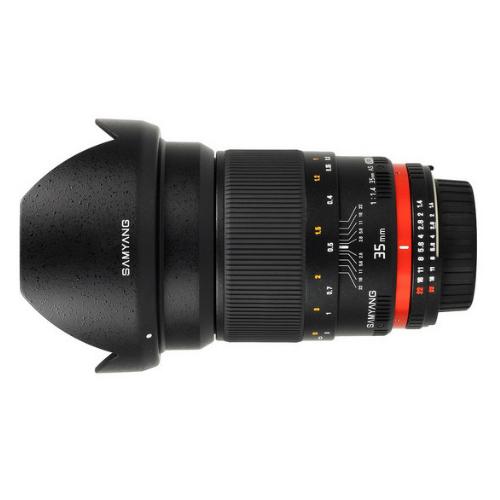 Samyang 35mm F/1.4 Nikon AE