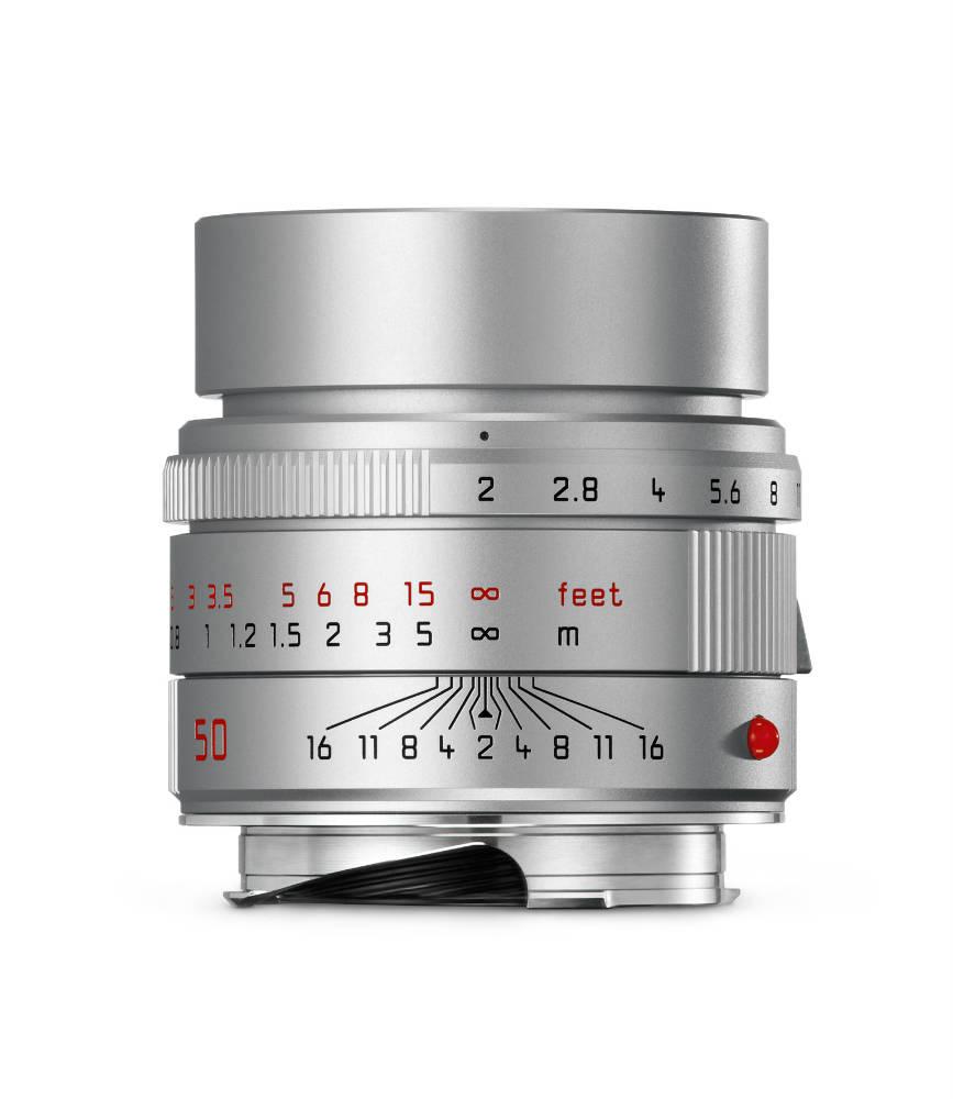 Leica 11142 M 50mm F/2.0 APO Summicron ASPH zilver