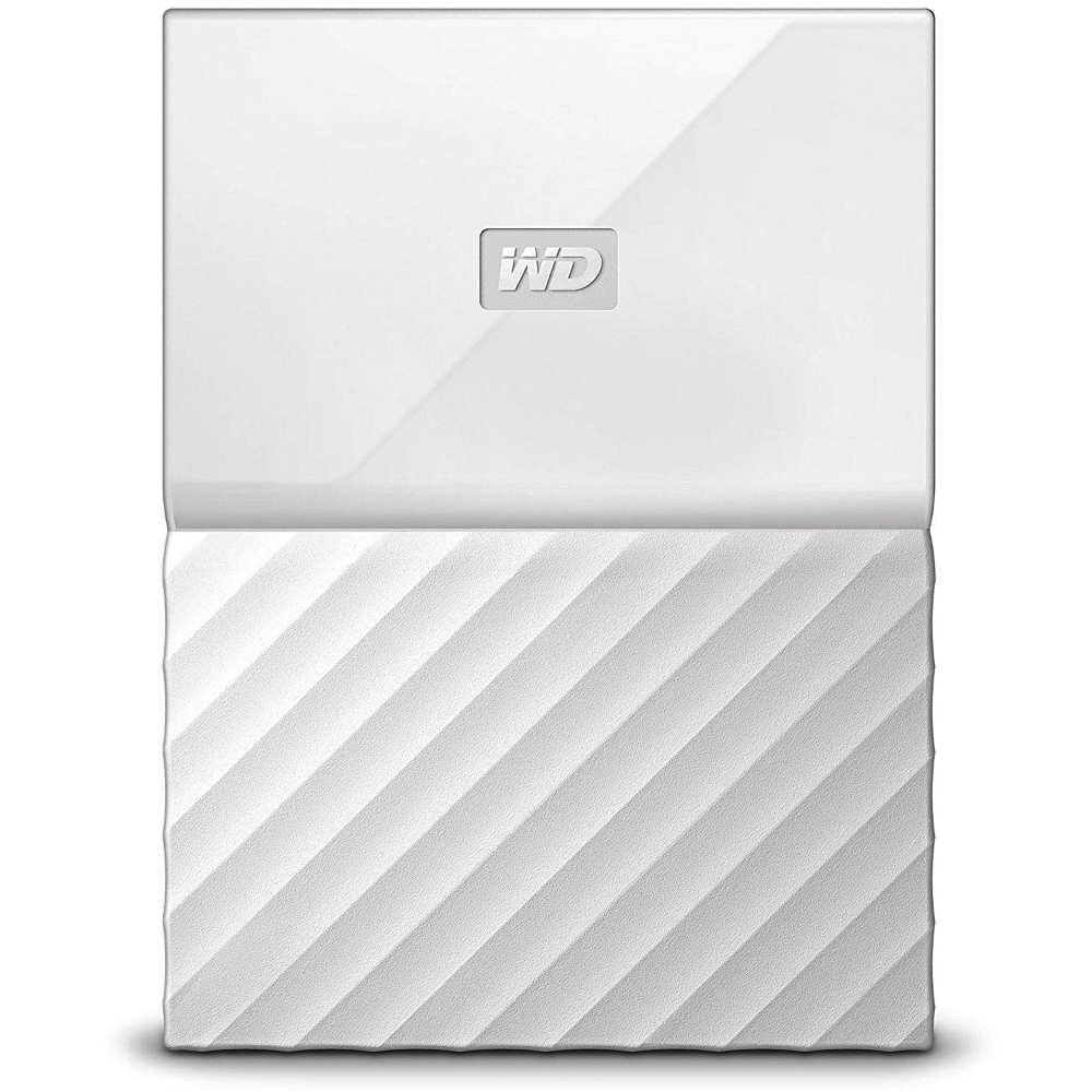 Western Digital My Passport Extern 4TB HDD USB 3.0 White