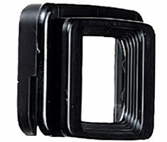 Nikon -4 correctielens DK-20C rechthoekig oculair