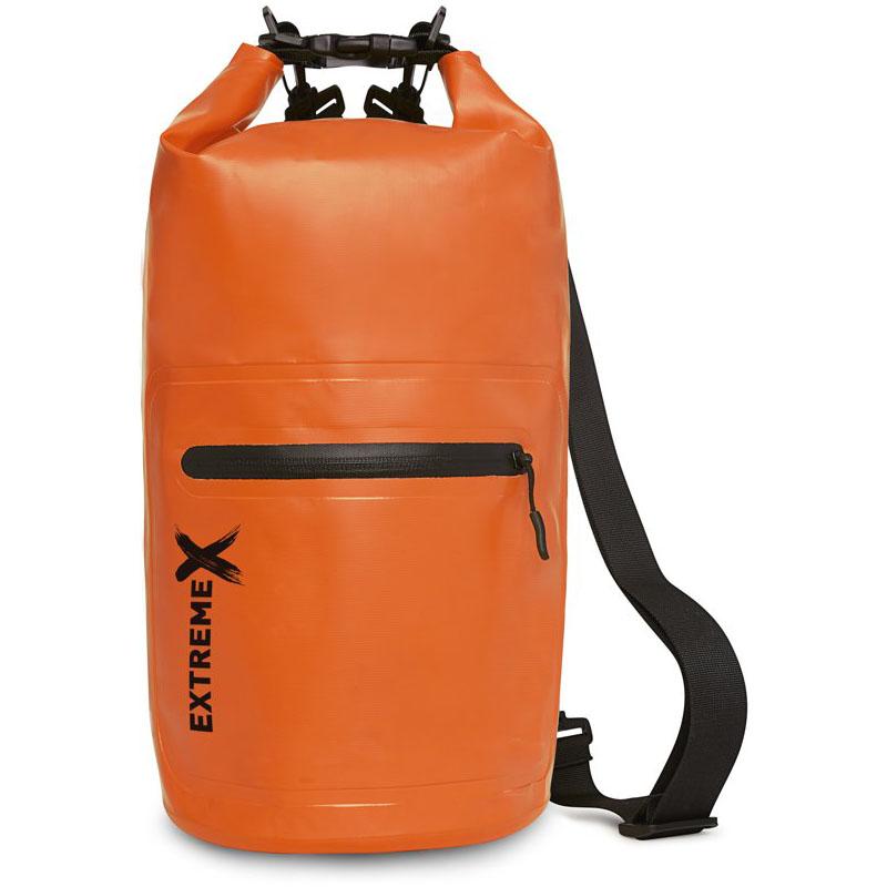 VIZU ExtremeX 10L Water Resistant Dry Bag Oranje