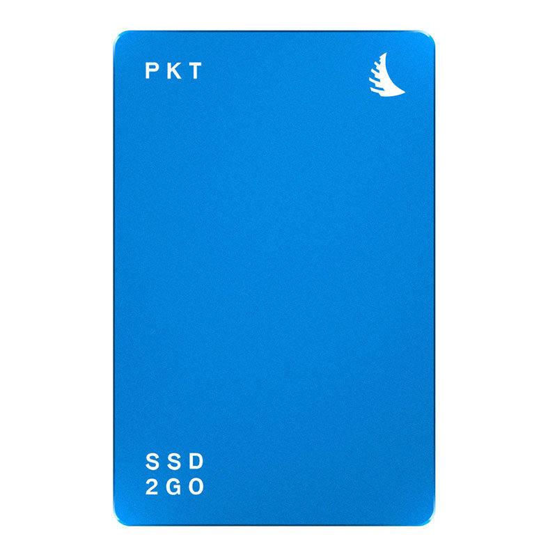 Angelbird SSD2go PKT 256GB Blue