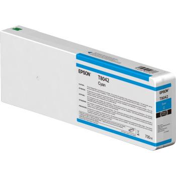 Epson Singlepack Cyan T804200 UltraChrome HDX / HD 700ml