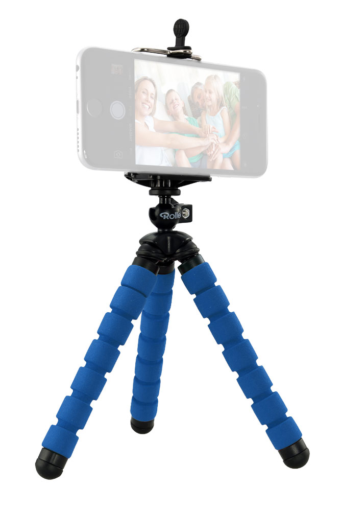 Rollei Selfie Mini Tripod Blue