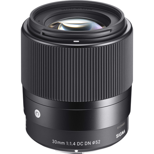 Sigma 30mm F/1.4 DC DN Contemporary MFT