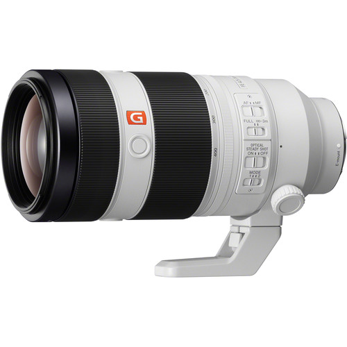 Sony FE 100-400mm F/4.5-5.6 GM OSS (SEL100400GM.SYX)