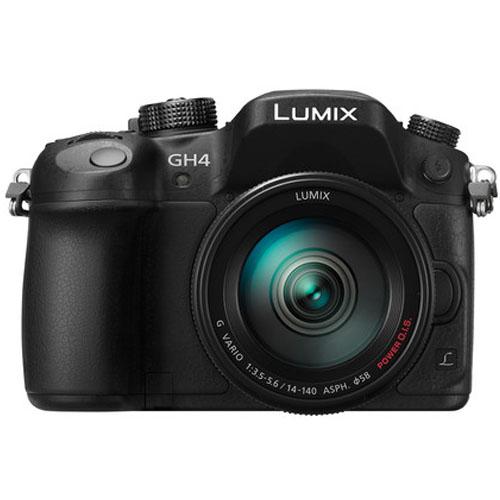 Panasonic Lumix DMC-GH4R + 14-140mm F/3.5-5.6 HD